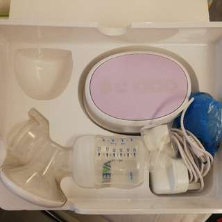 (Breast pump) Philips Avent Single Electric