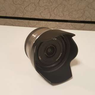 Sony SEL16F28 E-Mount