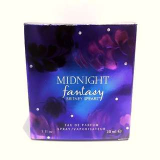 Midnight Fantasy EDP - Britney Spears 15ml
