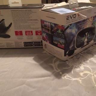 SELLING 2 BRAND NEW EVO VR REALITY HEADSET
