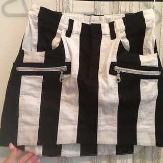 Shakuhachi mini skirt