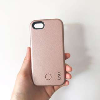 LUVO iPhone 5 Case with LED Lights
