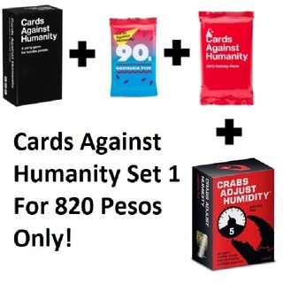 cards against plus more