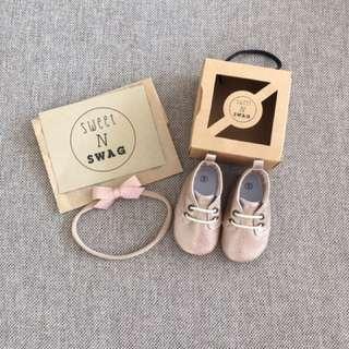 Sweet n swag baby shoes