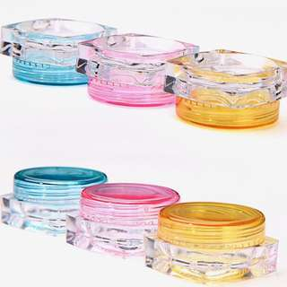 Small Cosmetic / Cream / Gel Container (5g)
