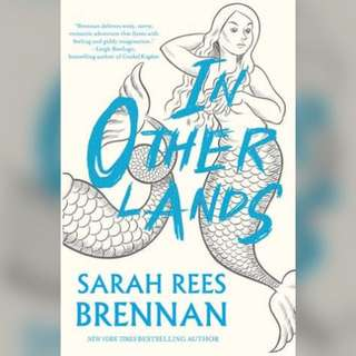 In Other Lands by Sarah Rees Brennan Ebook