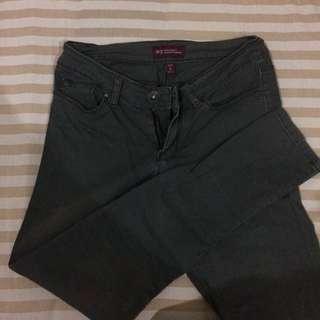 Celana panjang Ako Dark Grey