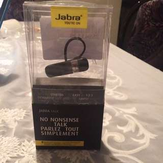 SELLING THIS BRAND NEW JABRA BLUETOOTH HEADSET