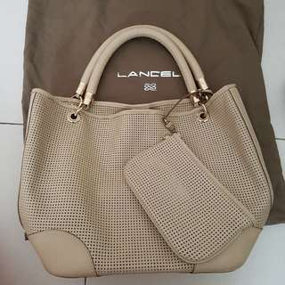 Lancel Limited Edition Tote