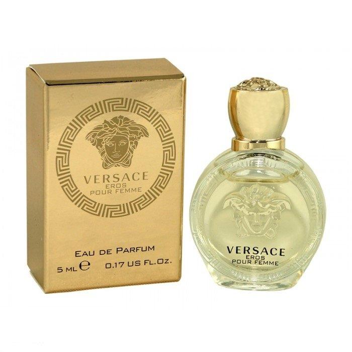 100 Original Versace Eros Miniature Perfume 5ml Edt Edp For Women