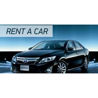 Budget Car Rental - Daily / Long Term / Uber Grab Private Hire