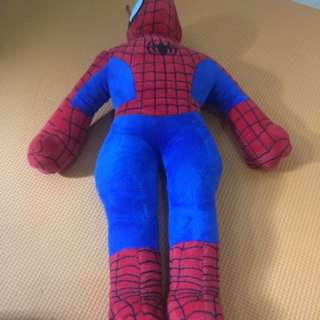 Spider man stuffed toy