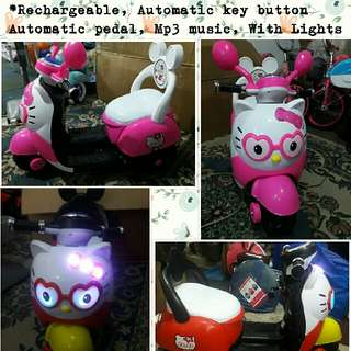Hello Kitty Bike (Pink or Red)