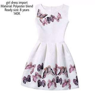 dress import (baby girl) 😊