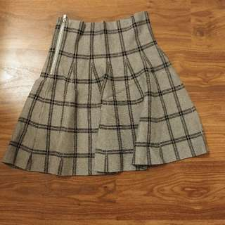 Atmosphere Plaid/Checkered Skirt