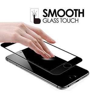 (全新) 超順滑日本料 iPhone 6/ 6Plus/ 7/ 7Plus 3D玻璃貼 9H