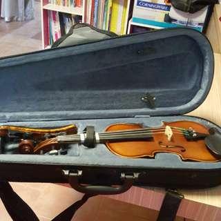 Prillante violin 1/8 size.