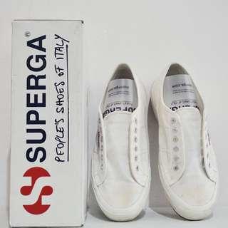 RUSH SALE!! Superga 2750 Cotu Classic White