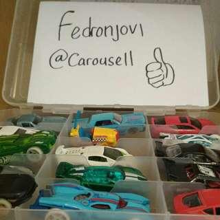 Mainan Hotwheel + Box