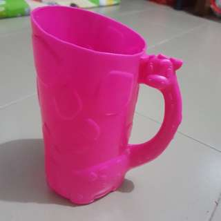 Pink Munchkin Shampoo Rinser