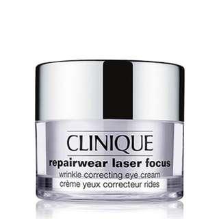 倩碧奇激光特效撫紋眼霜Repairwear LaserFocus Wrinkle Correcting EyeCream
