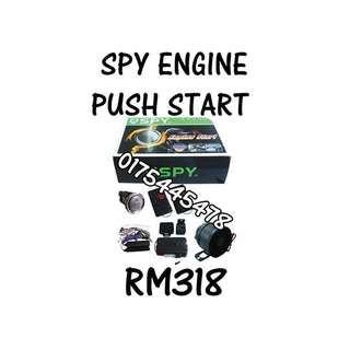Spy Engine Push Start, Auto Start, Alarm
