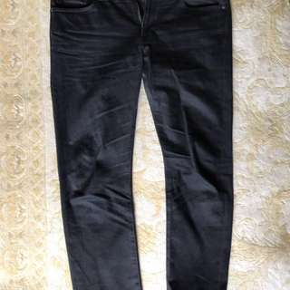Jeans Uniqlo Black