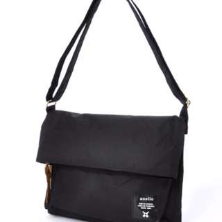 LOWEST $ GUARANTEED !  Anello A4 Sling [  BLACK  ]