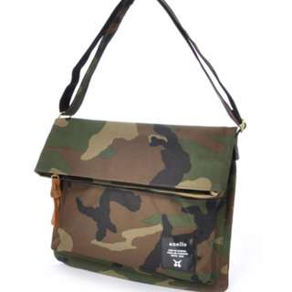 LOWEST $ GUARANTEED !  Anello A4 Sling  [ CAMOFLAUGE ]