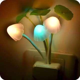 LED Light Induction Sensor Control
