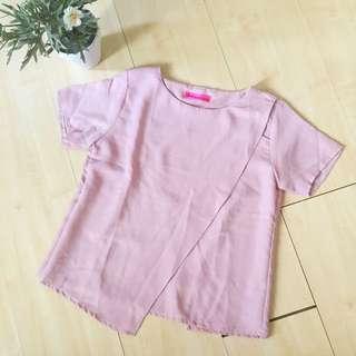 Berrybenka Pink Top