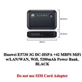 Huawei E5730s Mifi