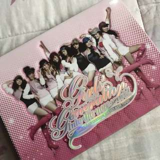 Girl's Generation Into The New World The 1st Asia Tour DVD (2-DVD No Poster Original)