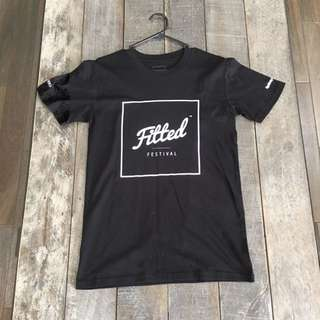 FITTED FESTIVAL TOP | Size Small