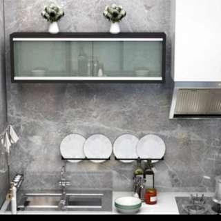 • Sliding Glass Door Display / Kitchen Cabinet