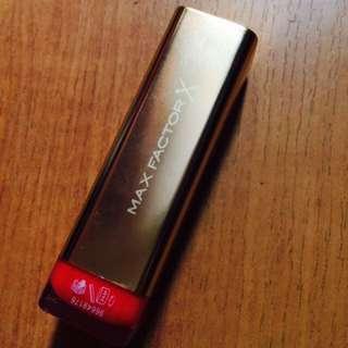 Max Factor Lipstick