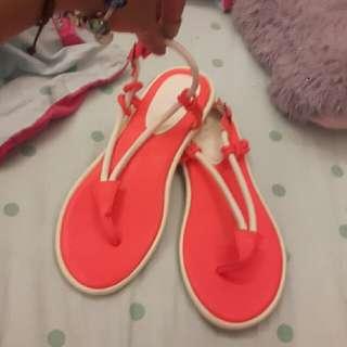 渡假風 涼鞋