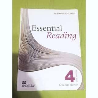 Essential reading 4