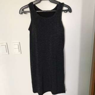 Preloved bodycon dress with built in padded