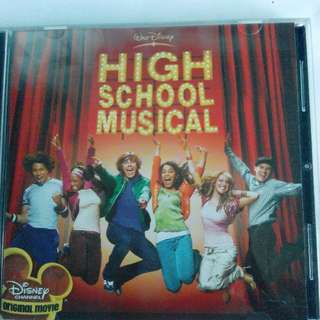High School Musical VCD