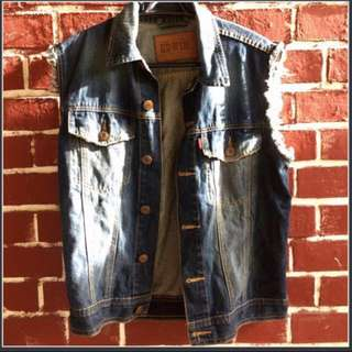 Edwin Authentic Jeans Jacket Free Postage