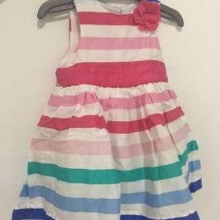 Mothercare Strip Dress