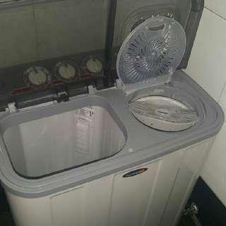 fujidenzo manual washing machine