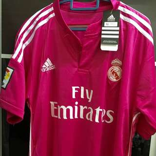 Real Madrid Away 2014/15 Jersey