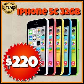 Refurb IPhone 5C 32 GB @Phonebot,60 Days Warranty