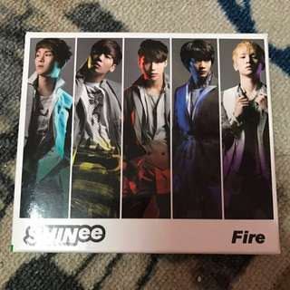 SHINee Fire Album