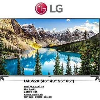 Brand New LG UHD & HD Led TV 2017 model 43uj6320 49uj6320 49uj6520