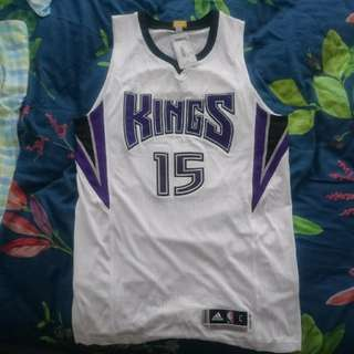 Adidas authentic Kings Cousins jersey All sewn