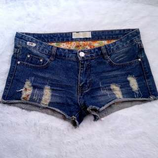 ONSALE!! Size 29 Sexy Denim Shorts