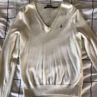 Ralph Lauren 100% Merino Wool jumper